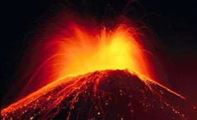 Formazione vulcanica Tenerife
